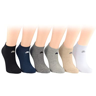 super cheap really comfortable order Lulu Castagnette Lot de 6 paires de chaussettes tiges ...
