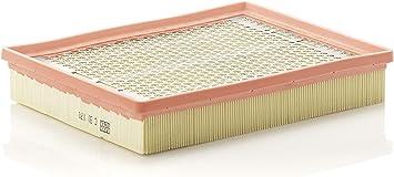 Original Mann Filter Luftfilter C 30 170 Für Pkw Auto