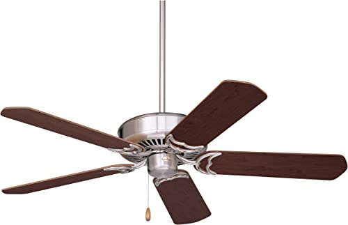 Emerson Ceiling Fans CF755BS Designer 52-Inch Energy Star Ceiling Fan
