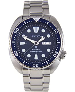 Seiko SRP773 Prospex Automatic Stainless Steel 200M Divers Blue Dial Mens Watch