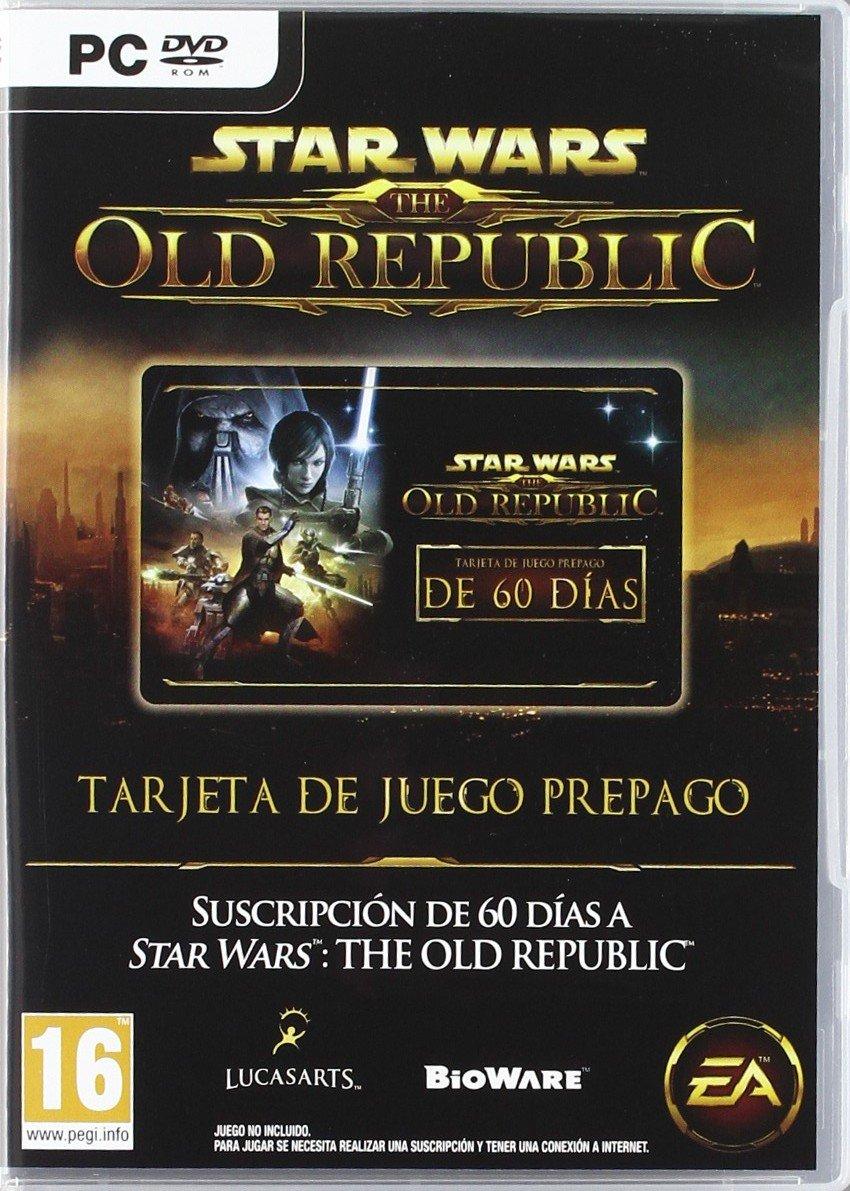 Star Wars: La Vieja Republica (Tarjeta Prepago): Amazon.es ...