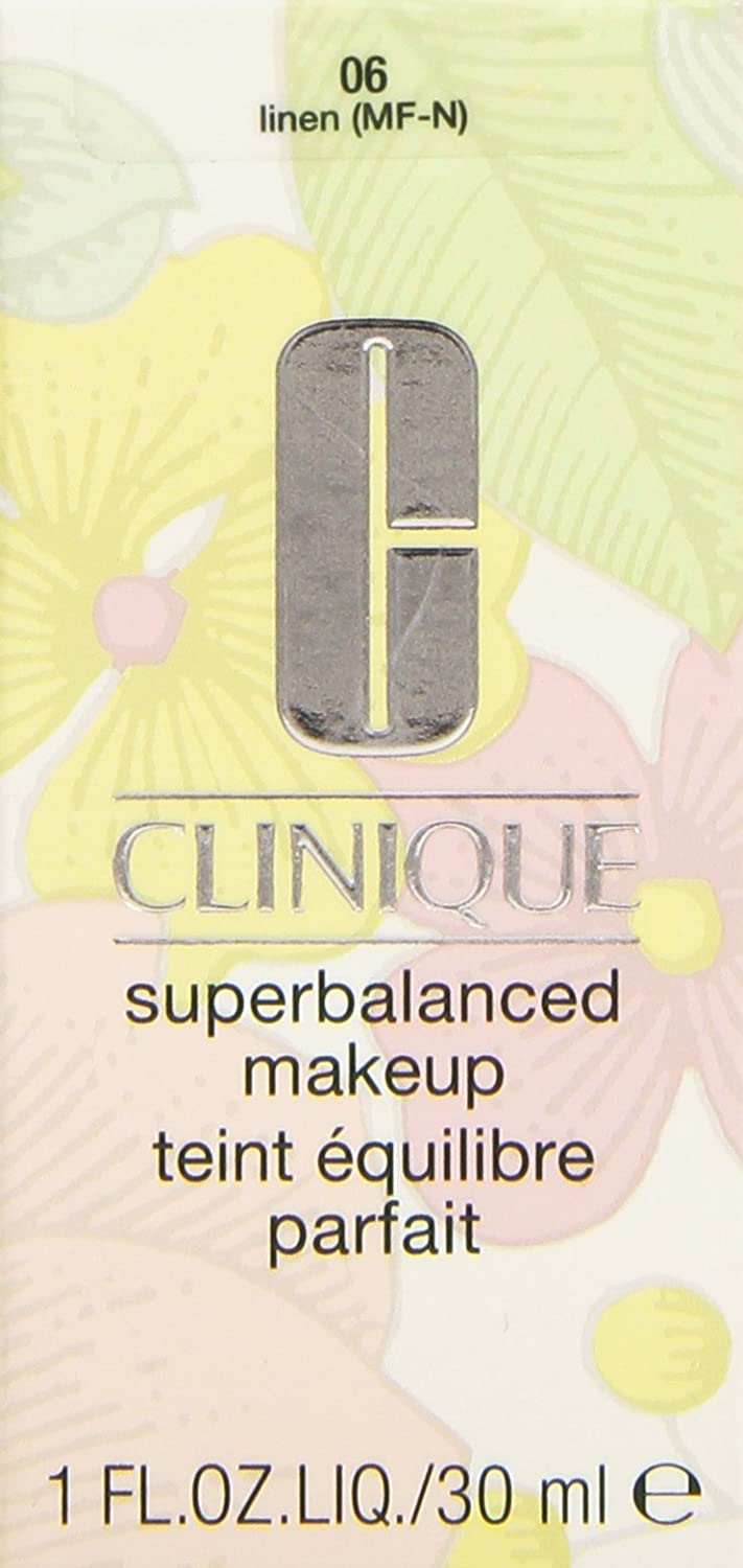 Clinique Superbalanced Dry Combination To Oily Makeup, 06 Linen, 1 Ounce