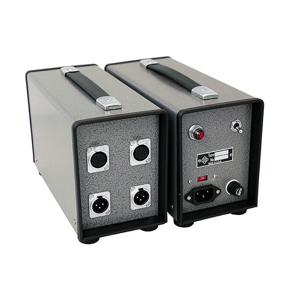 TELEFUNKEN Elektroakustik M 960S | Dual Power Supply for Two ELA M 260 / CU-29