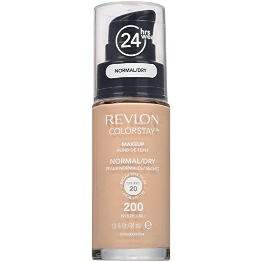 Product thumbnail for Revlon Colorstay Makeup for Normal/ Dry Skin