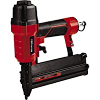 Einhell 4137790 Grapadora de aire comprimido, Rojo, Negro