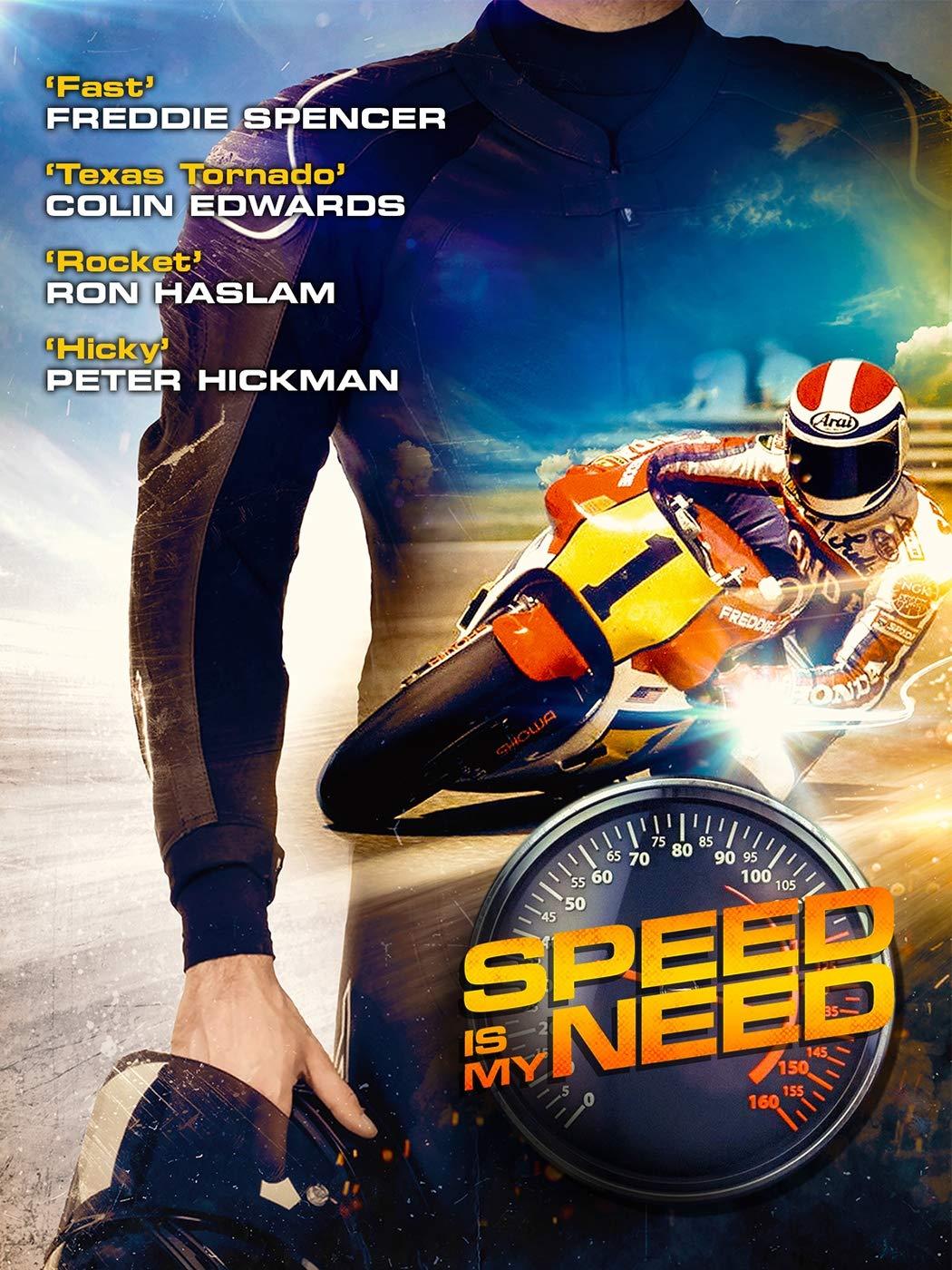 Speed Is My Need Edizione: Stati Uniti Italia DVD: Amazon.es ...