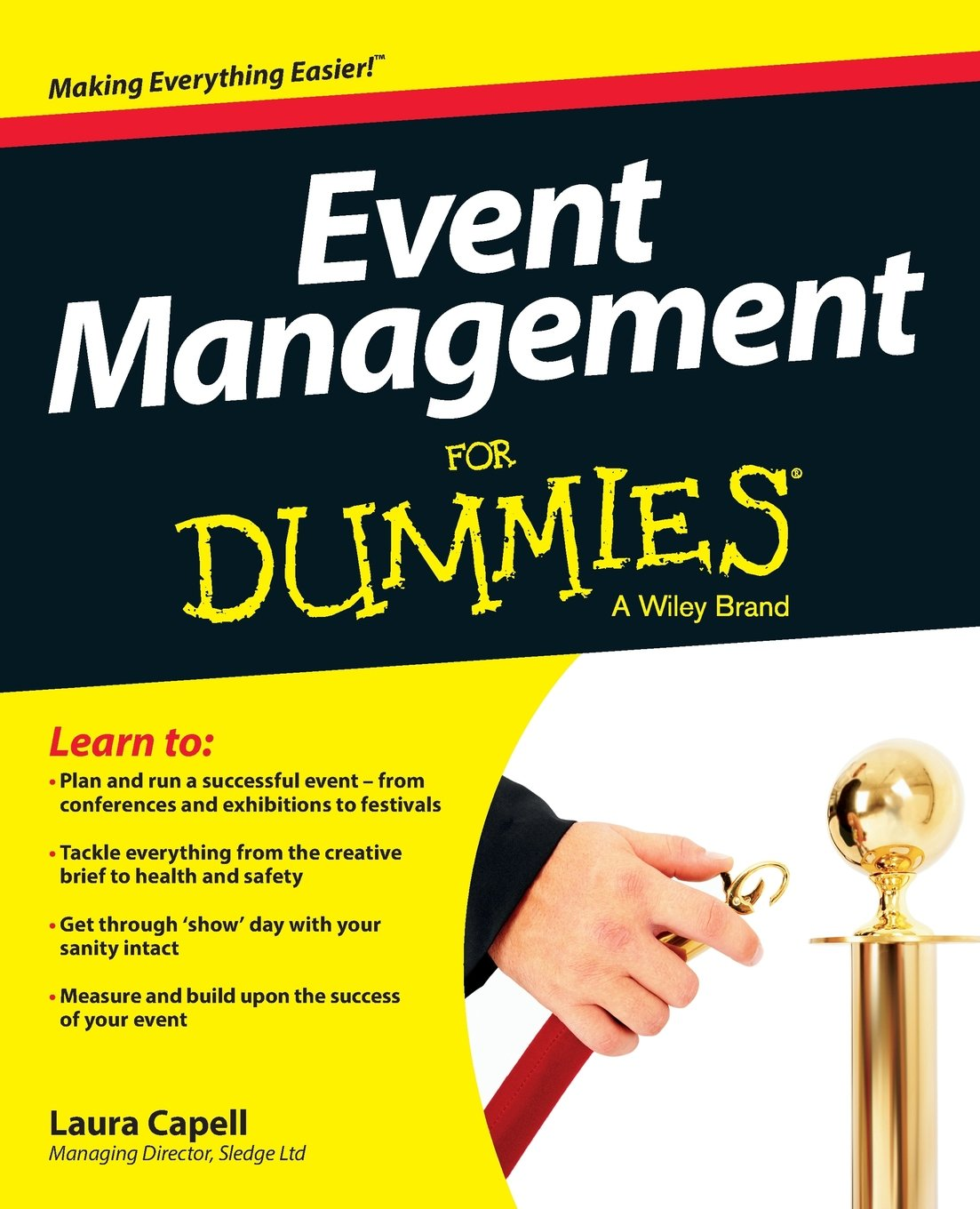Buy event management for dummies for dummies series book online buy event management for dummies for dummies series book online at low prices in india event management for dummies for dummies series reviews 1betcityfo Image collections