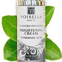 Skin Brightening Cream & Dark Spot Corrector Remover. Skin Lightening Fade Cream...