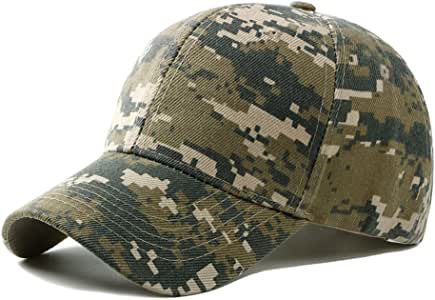 UxradG - Gorra de camuflaje militar para caza, pesca o actividades ...