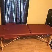 Amazon.com: Mesa de masaje portátil de 73 pulgadas con ...