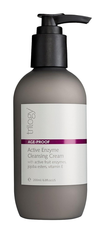 Trilogía activo enzima limpieza crema 200 ml: Amazon.es: Belleza