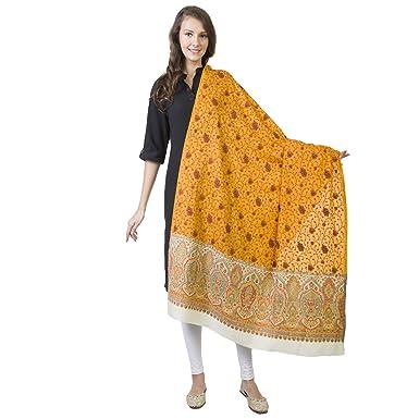 73e75cd93 Cashmere Wrap - La Vastraa's Cashmere Design Embroidered Shawl for ...