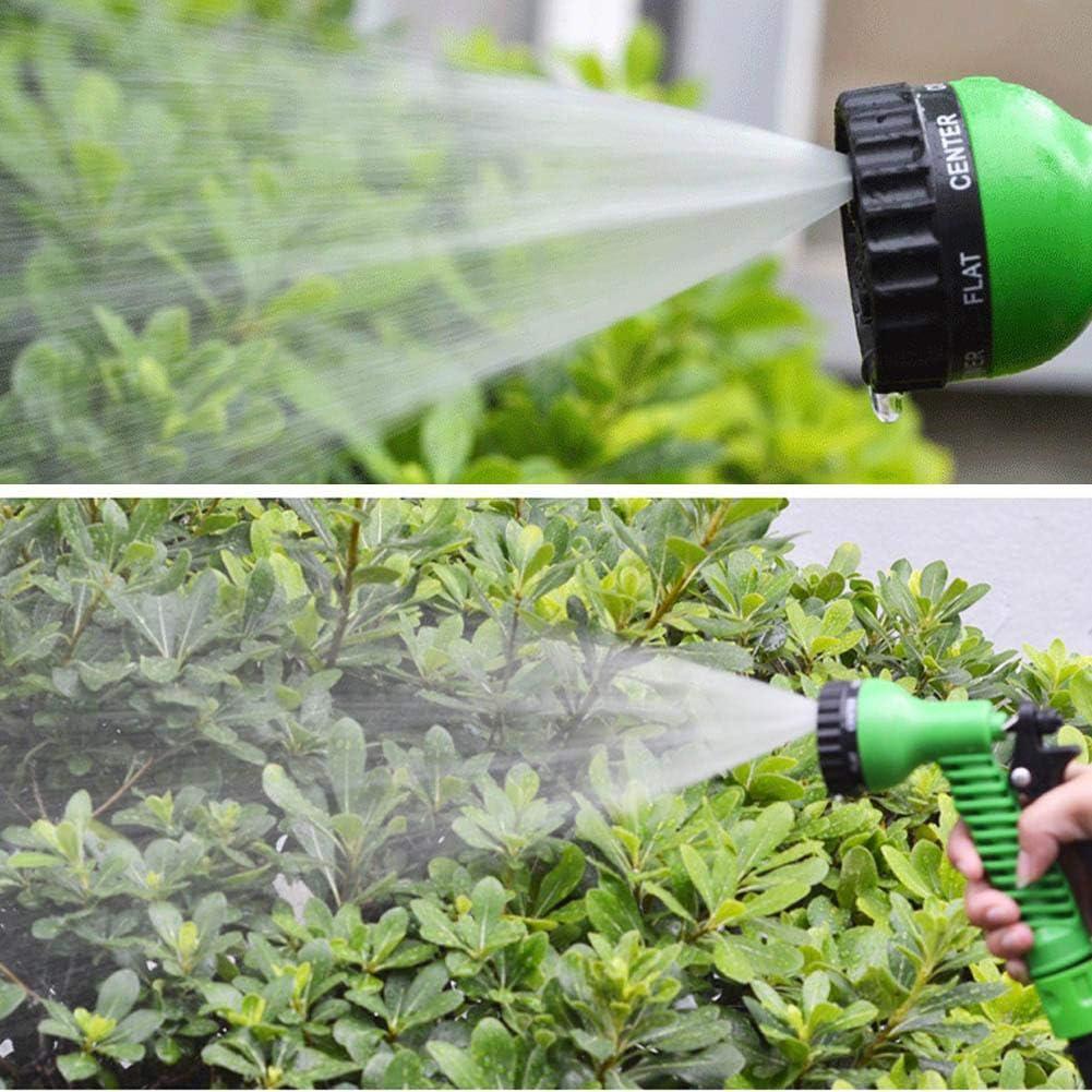 Beirich 7 In 1 25FT-100FT Expandable Flexible Magic Garden Hose for Tube Car Hose Plastic Garden Kit for Spray Watering 200FT