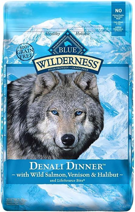 Top 10 Blue Wildeness Puppy Food