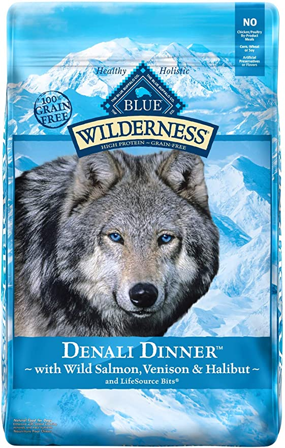 Blue Buffalo Blue Wilderness Denali Dinner
