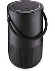 Bose Portable Home Speaker—with Alexa Voice Control Built in, Black, (829393-5110)