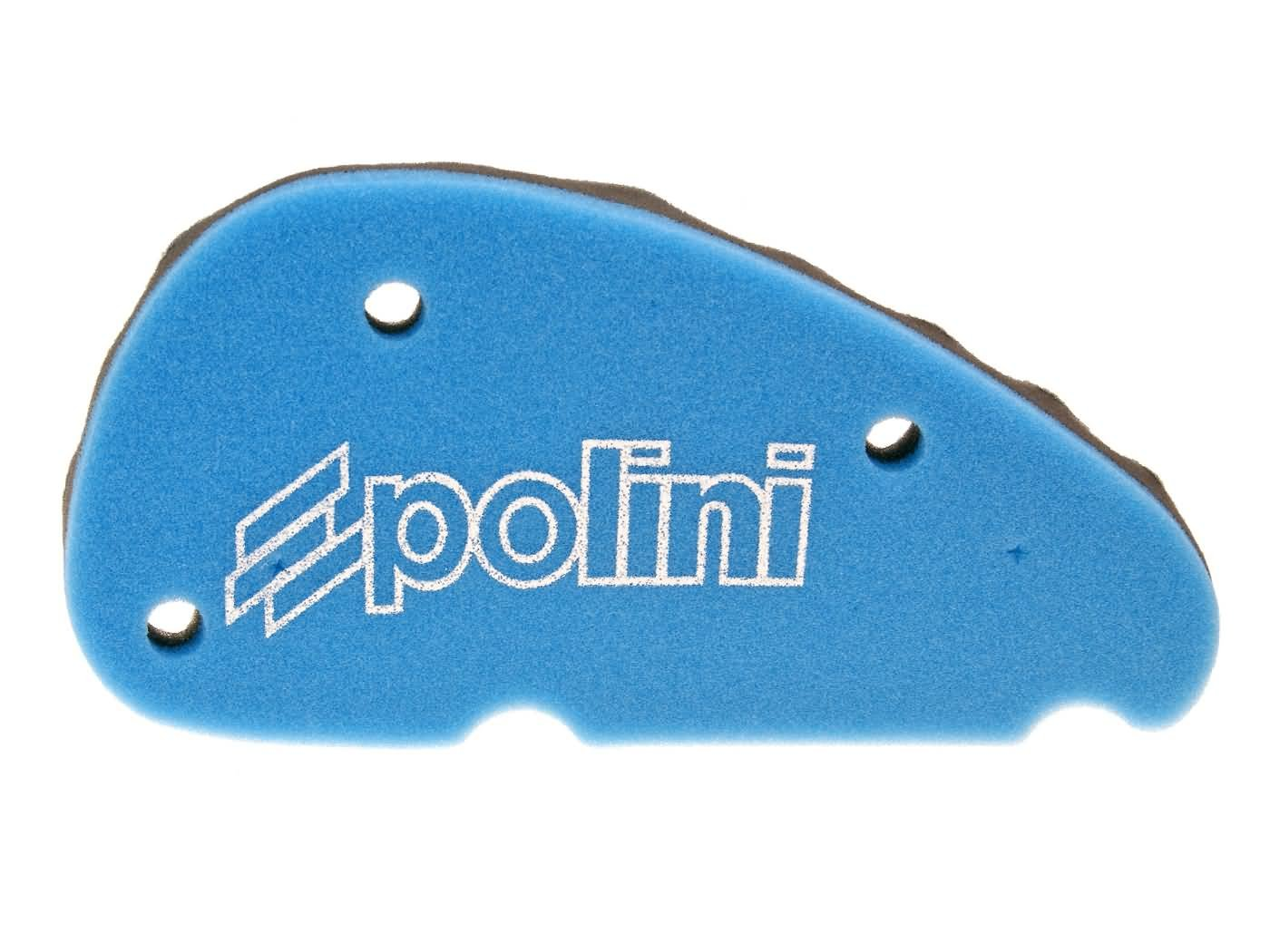 Piaggio Suzuki Katana Luftfilter Einsatz Polini f/ür Aprilia SR50 2T
