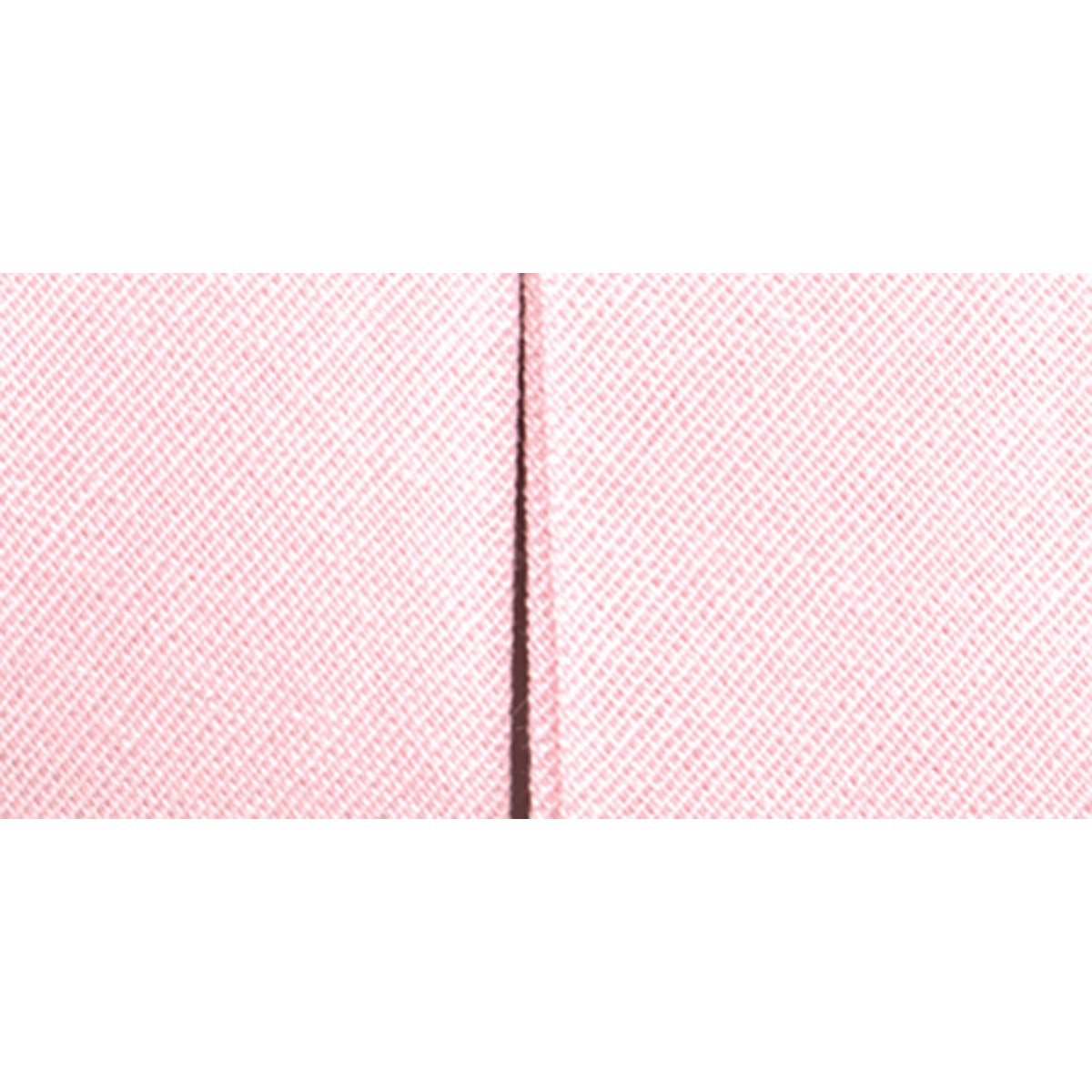 Wrights 117-706-022 Double Fold Quilt Binding Bias Tape 3-Yard Bright Pink