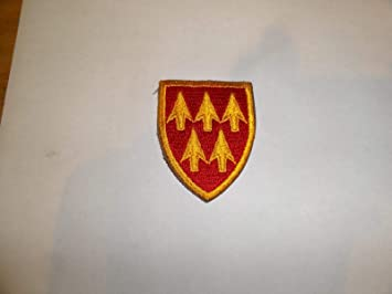 Amazon com: Military Patch Older German Made AIR Defense