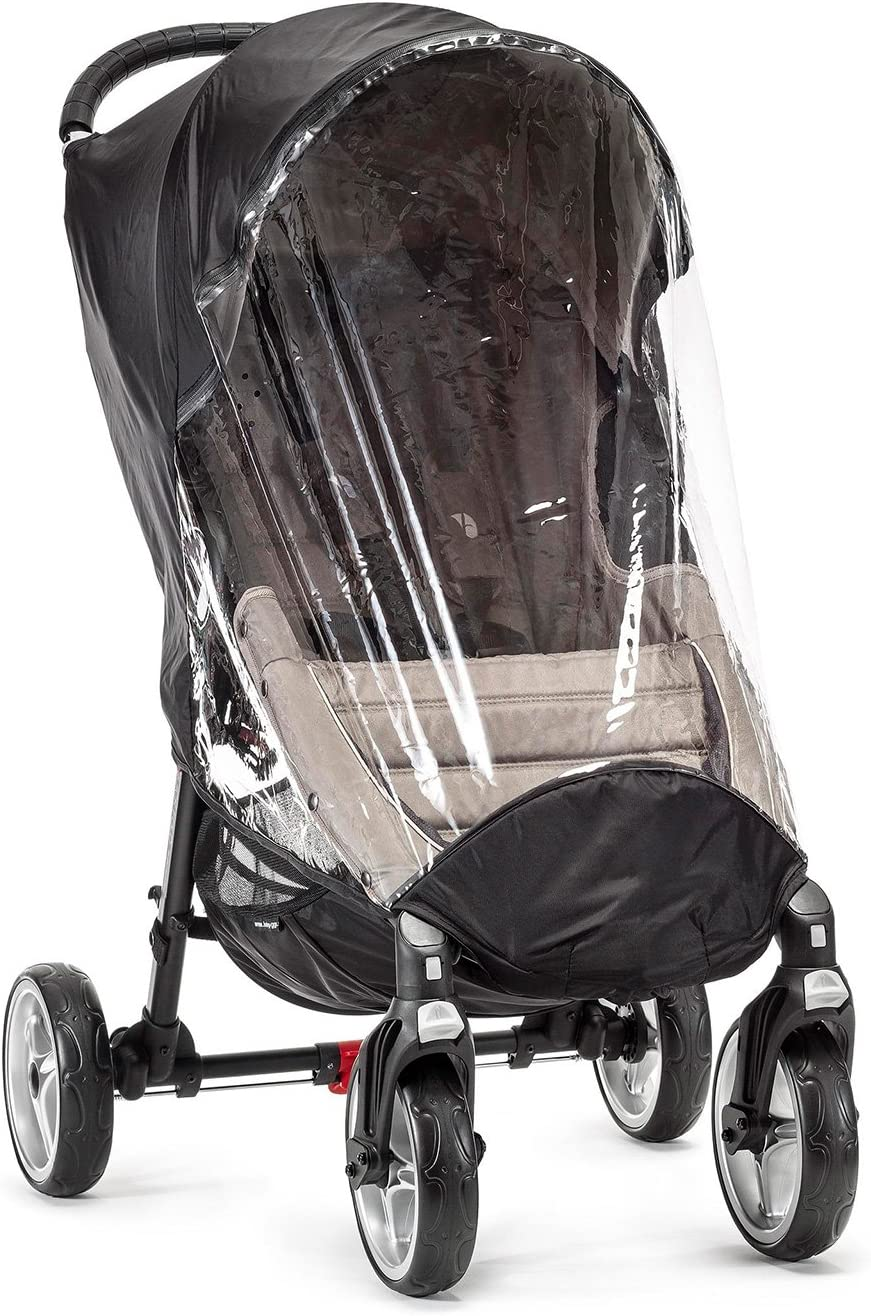 Baby Jogger BJ0139105100 impermeable para carrito y silla de paseo - impermeables para carritos y sillas de paseo (PVC, Transparente, Baby Jogger, City Mini)