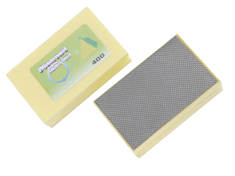 ATS Premium 400 Grit Diamond Hand Polishing pads ATS Diamond Tools Ltd