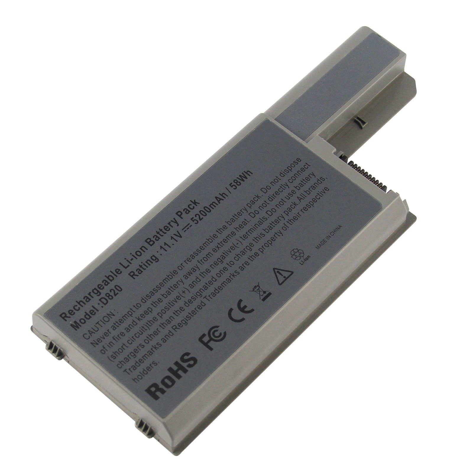 Bateria Dell Latitude D531 D531N D820 D830 Precision M4300 M