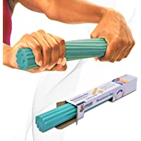 DMoose Flex Tennis Elbow Bar for Physical Therapy, Improve Grip Strength Hand Forearm Strengthener for Golfers, Rehab…