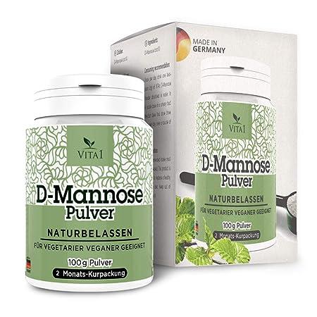 Vita 1 D Mannose Pulver Blasentee Blasenentzündung