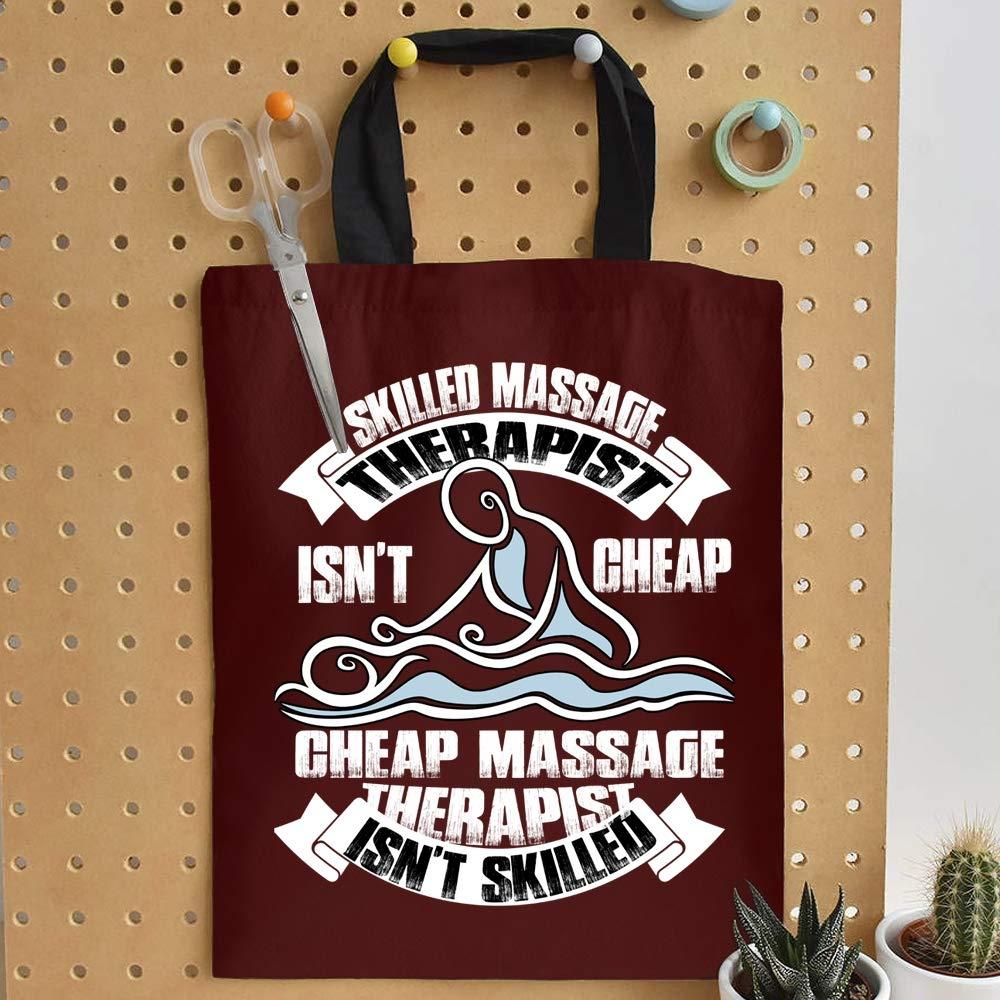 Amazon.com: Bolsa de masaje para terapeuta con correa de ...