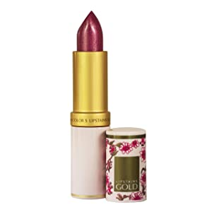 Lipstains Gold All-In-One Lipstick - Super Rich Conditioning Ingredients, Amazing Staying Power, Smudge Proof and a Diverse Color Range - From the UK (Rose)