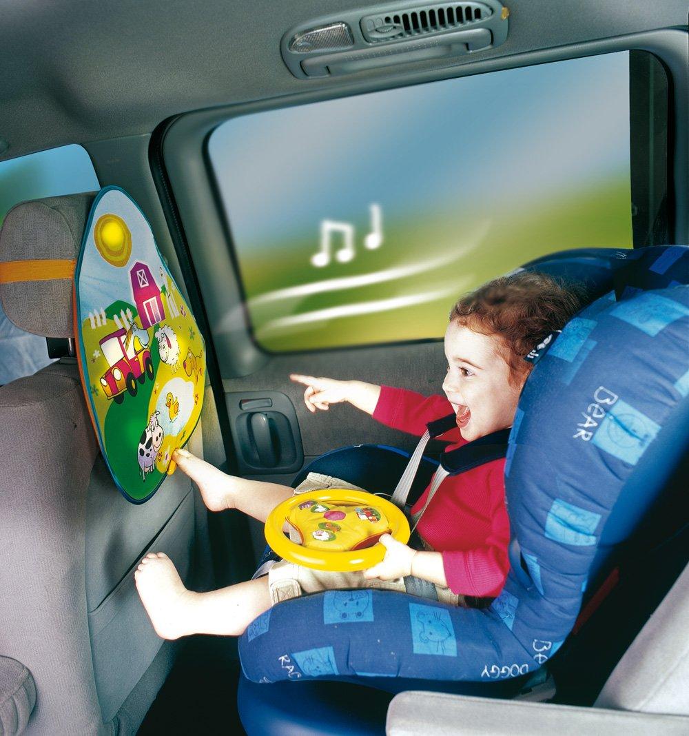 Amazon.com : Tiny Love Wonder Wheel : Car Seat Toys : Baby