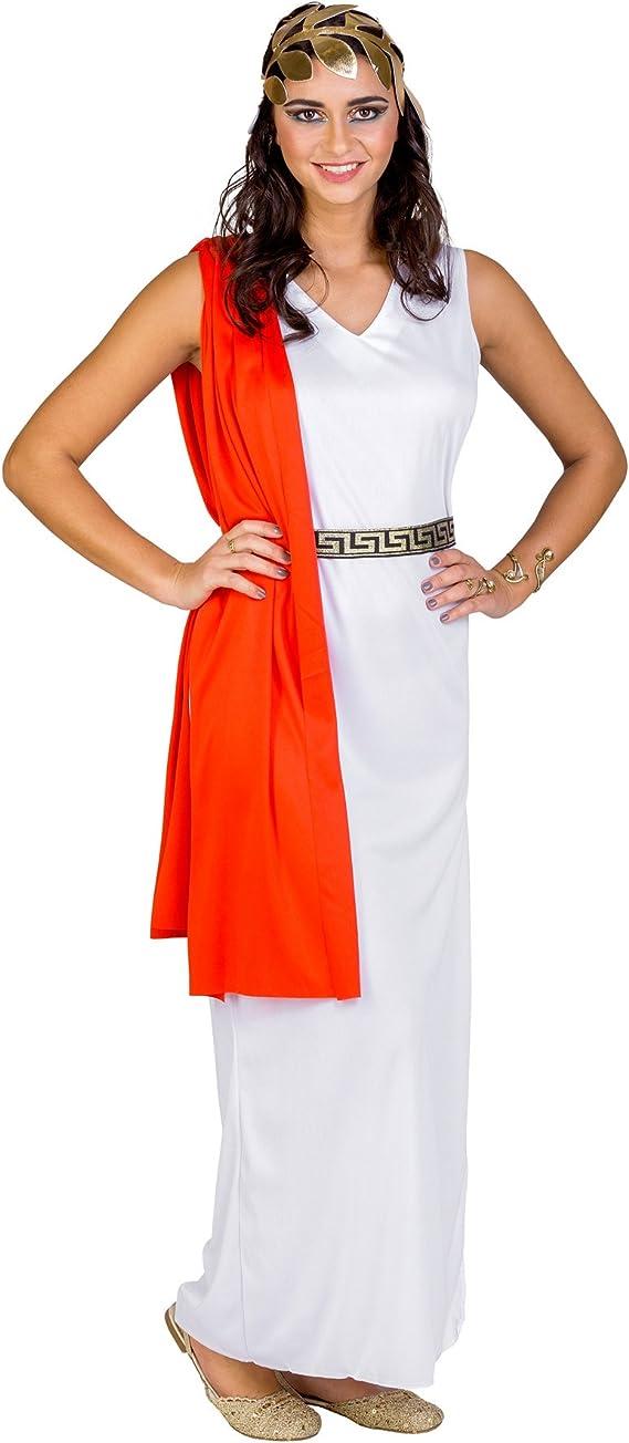 TecTake dressforfun Disfraz de Diosa Romana Venus para Mujer ...