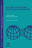 Les joint ventures dans le commerce international (FEDUCI)