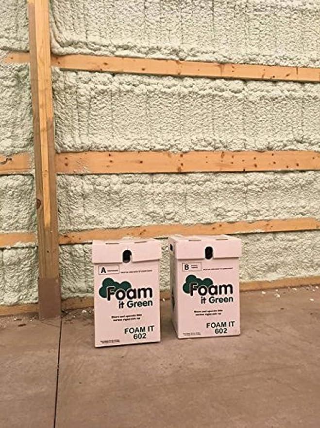Aislante de It 602 Espuma Spray de poliuretano espuma Kit: Amazon.es: Bricolaje y herramientas