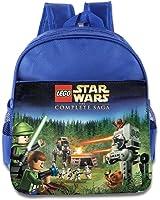 LEGO Star Wars The Complete Saga 2 Kids School Backpack Bag