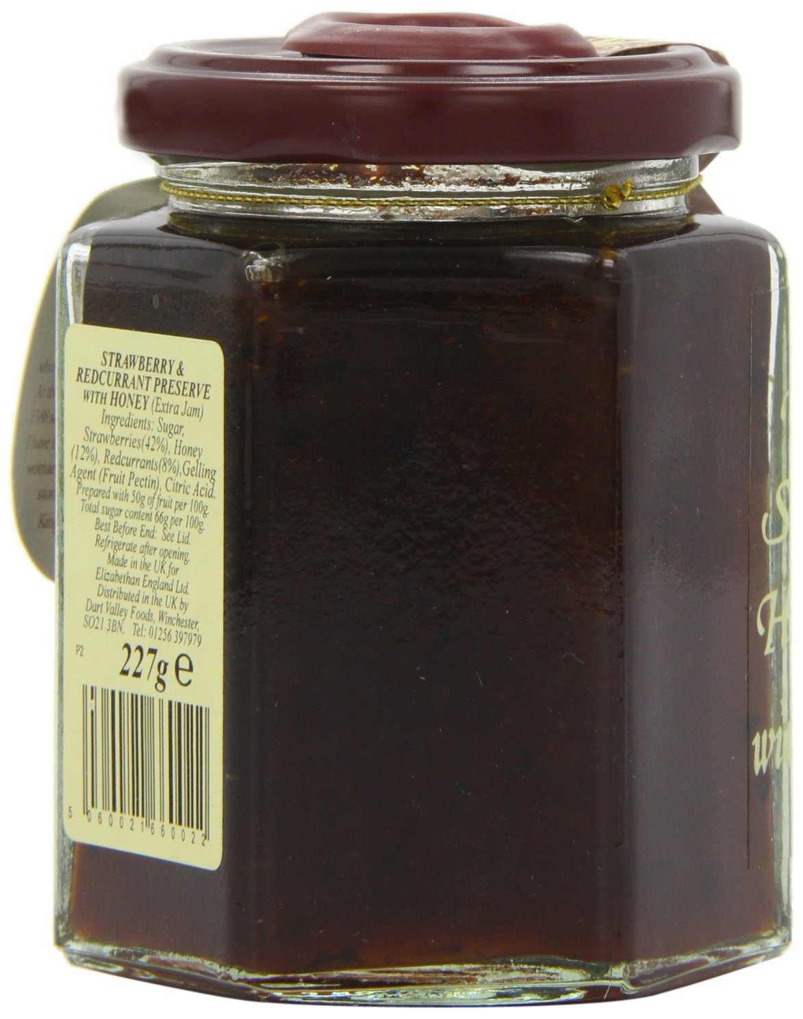 Amazon butlers grove elizabethan england strawberry amazon butlers grove elizabethan england strawberry honey preserve with redcurrant 227g grocery gourmet food forumfinder Choice Image