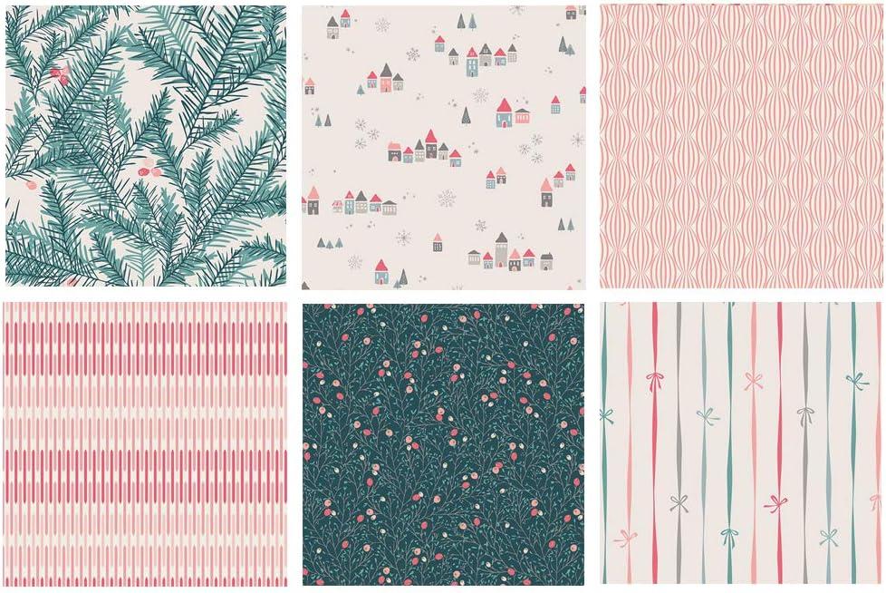 "4 colours,High Quality 44/"" Festive Christmas Stars,Premium 100/% Quilting Cotton"