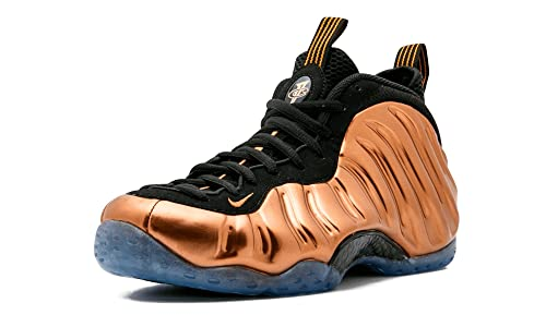 new style 771d4 2ebb6 Image Unavailable. Image not available for. Colour  Nike Men s 314996-007  Air Foamposite One Black Metallic Copper ...