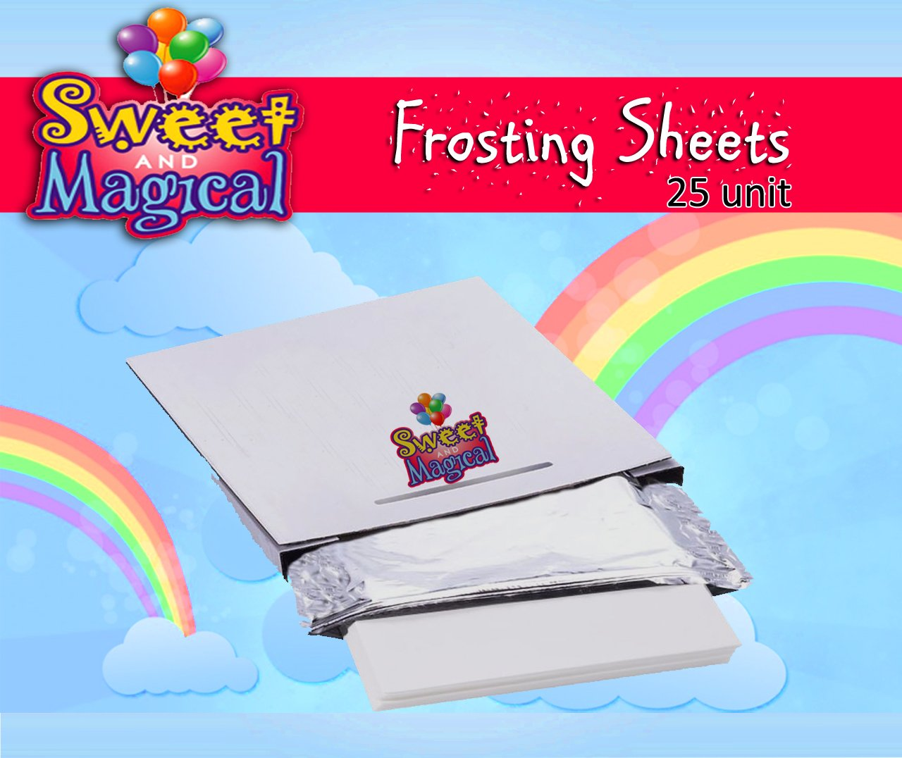 picture about Printable Sugar Sheets known as 85%OFF Frosting Sheets, Icing Sheets, Sugar Sheets 8-1/2 X