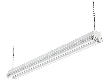 Lithonia Lighting 1233 CW 232 SHOPLIGHT 4-Feet 2-Light T8 32W ...