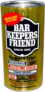 product image for Bar Keepers Friend All-Purpose Cleaner & Polish 12 oz (Pack of 3)