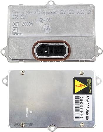 1x New Xenon Headlight HID Ballast Unit Module HID Ballast 5DV 008 290