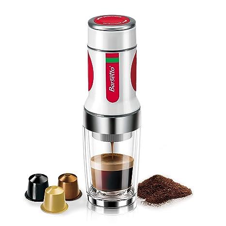 Pulsa Cafetera Eléctrica Bar Setto Espresso Capsule y café polvo mano presionado Café Maker para senderismo