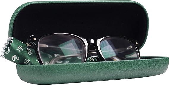 Half Moon Bay Unisex Harry Potter Glasses Case Brillenetui Einheitsgr/ö/ße Wei/ß//Rot