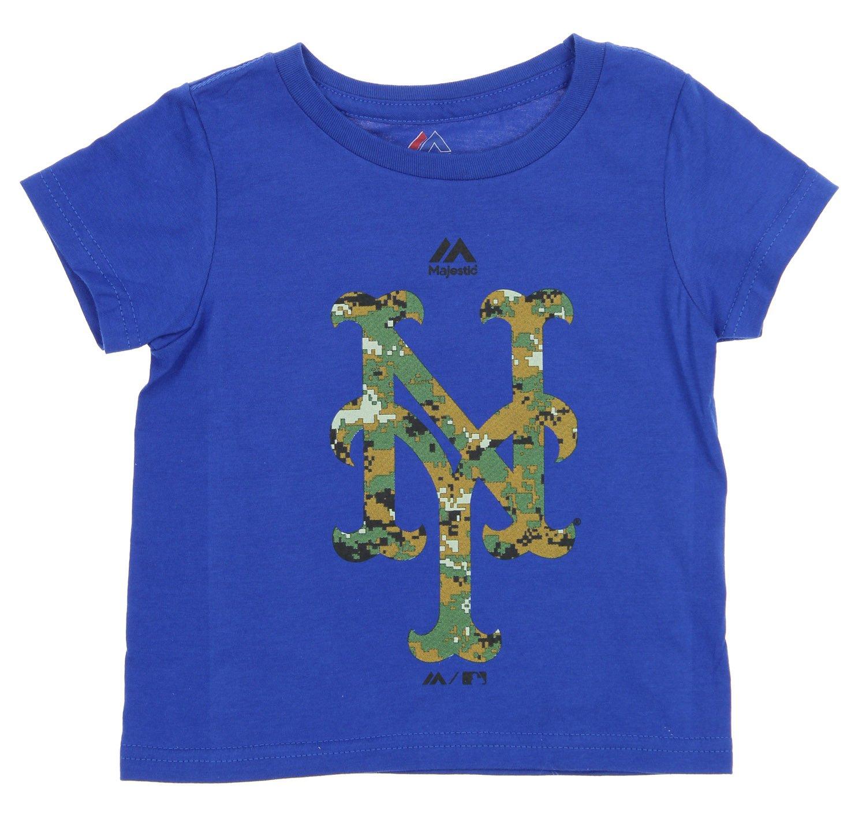 国内最安値! MLB B06XXRY3MX Boys ToddlersマジェスティックUSMCウッドランドカモロゴTシャツ、チームオプション 3T ニューヨークメッツ 3T Boys B06XXRY3MX, 小さな石屋さん:f9745570 --- a0267596.xsph.ru