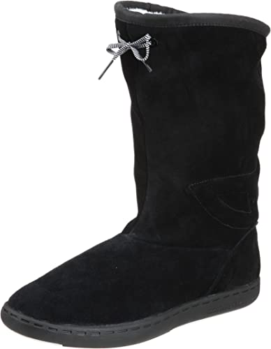 adidas Damen Braun Stiefel Boot Winter Schuhe M Attitude