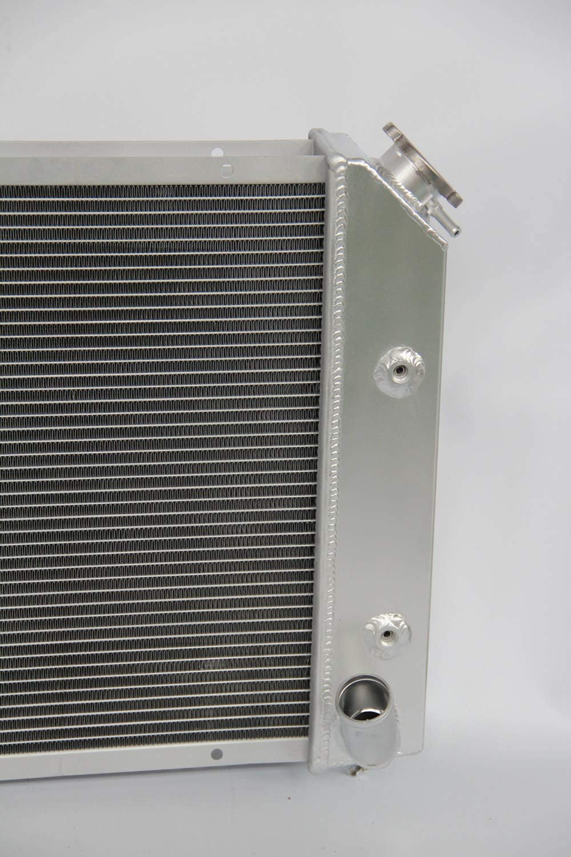 Spectra Premium CU717 Complete Radiator for Chevrolet Corvette