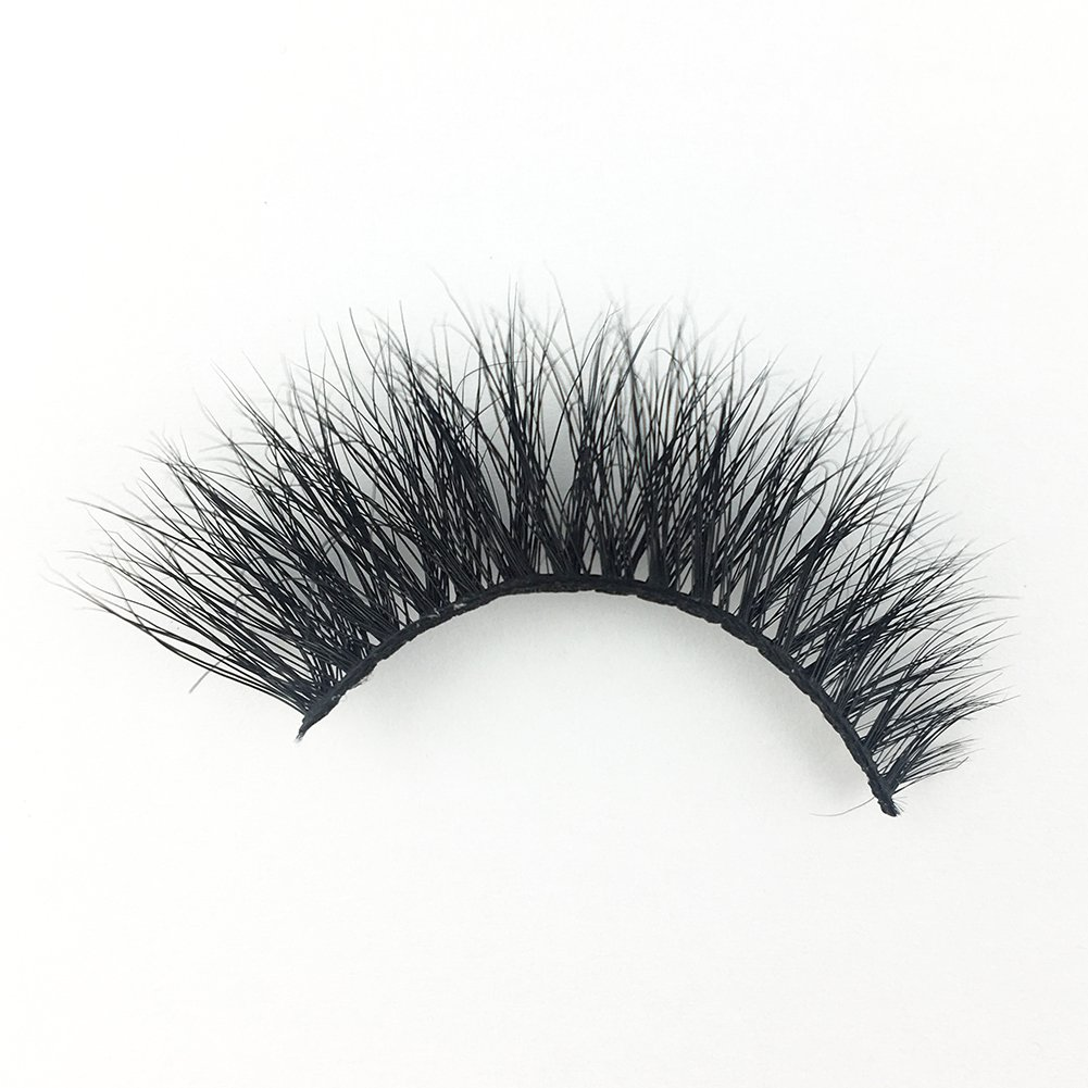 Amazon Emeda Fluffy Lashes Luxury 3d Mink Natural False