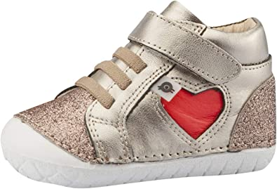 Old Soles Baby Girl's My-Heart Pave