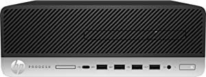 HP ProDesk 600 G3 Small Form Factor Desktop Computer - Intel i5-7500 3.4 GHz, 8 GB, 1TB Hard Drive, Windows 10 Pro